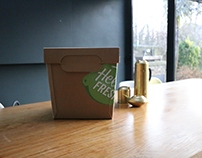 Hello Fresh Sustainability Packaging