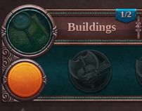 Game toolbar