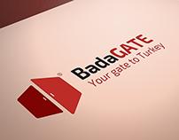 Logo Design - BadaGATE
