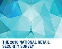 NRF 2016 National Retail Security Survey