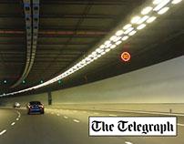 The Telegraph - Donde nadie ha llegado (Innovación)