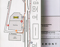 The renovation of the IKEA car park