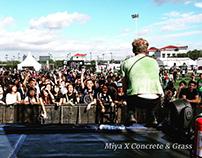 混啊/凝啊,艹啊 | Concrete & Grass Music Festival 前篇