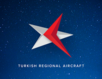 TRJET - Turkish Regional Aircraft - Branding