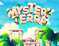 Mystery Terra Match-3 Game
