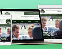 Auernig Auto Body Responsive Website