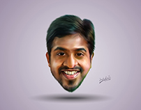 caricature Digital Art