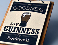Rockwell Type Book - Guinness
