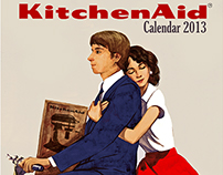 KitchenAid 2013 Calendar