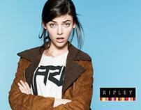 Campaña Digital Moda Ripley Marzo