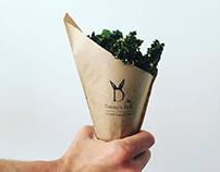 Vegan Bistro Branding