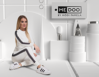 Editorial for MEDOO - Adobe Dimension Project