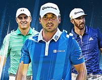 2016 PGA TOUR LIVE Ad Campaign