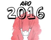 Calendario 2016 + Postales solidarias