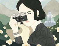 Olympus Camera- HKig X HKart
