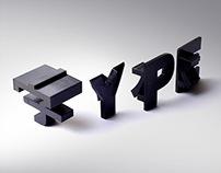 TYPE 字体 - bilingual paradox