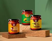 Dadi ke Jars - Package Design