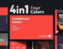 Powerpoint Template PPT Slide Business Plan