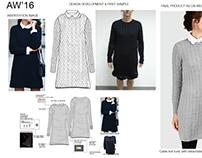 AW'16 - Laura Ashley UK market Womenswear Knit & Jersey