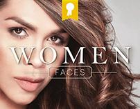 Women Faces / Cliniderma