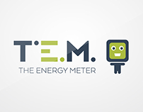 T.E.M. - 'THE ENERGY METER' POSTER DESIGN