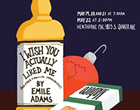 I Wish You Actually Liked Me Poster