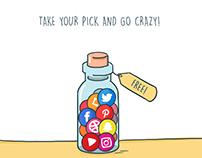Mocomi Facebook Posts - Doodles