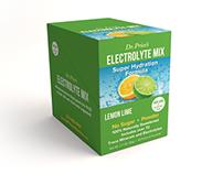 Vitamin Box/Packet Design