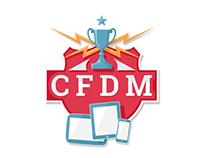 CFDM logo