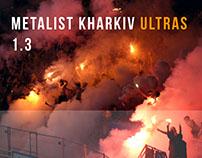 Metalist Kharkiv ultras  1.3