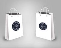 Freebie : Shopping Bag Mockup
