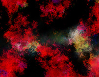 Wallpapers with Krita.