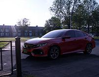 Honda Civic - Full CGI