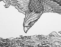 Ukiyo-Eagle