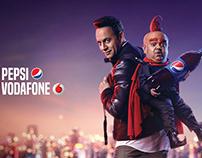 Pepsi + Vodafone AD