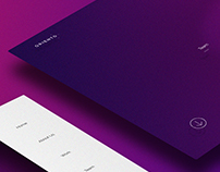 ORIENTO- Website design Concept