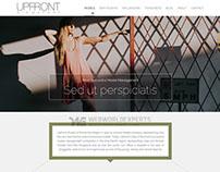 Upfront Models - Website Development