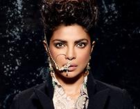 Harper's Bazaar Bride Priyanka Chopra