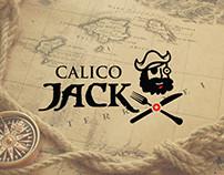 Calico Jack Restaurante - Site e Cardápio