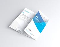 A4 Trifold Brochure Mock-Ups