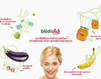 Blédina - Programme relationnel