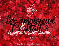 Flyer valentines day