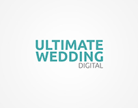 Ultimate Wedding Digital - Branding and Website