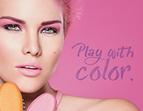 •TEK _Play with color_ ADV•