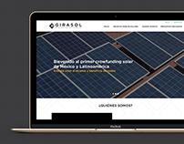 Website | Girasol Crowdfunding Solar