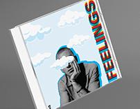 Swiss inspired album covers