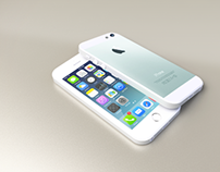 iPhone 5 made with booleans