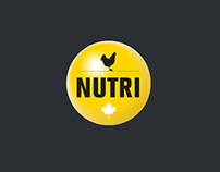 Nutrigroupe website design