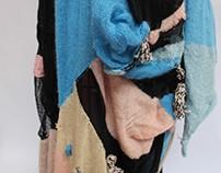 Patch & Hold Knit Dress