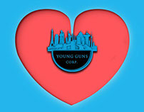 Creatives under own studio for #Young guns Corp.